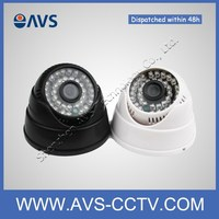 Home DIY Surveillance System 900TVL IR Indoor Plastic Dome CCTV Camera