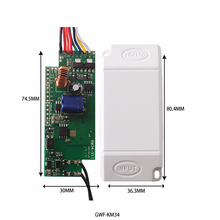 36W PWM: R/G/B/WW/CW Google Assistant Alexa 5 Ways Wifi Led Driver
