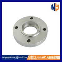 Stainless steel so wn sw th lj flange