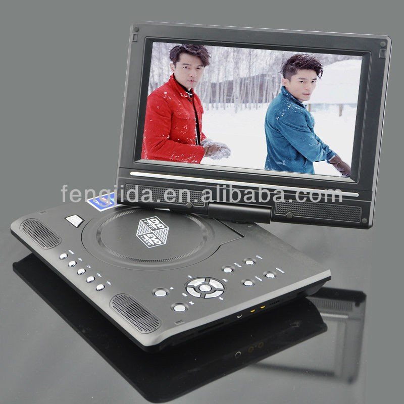 radio TV DVD portable tablet portable DVD
