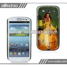waterproof TPU case custom for samsung galaxy s3 i9300