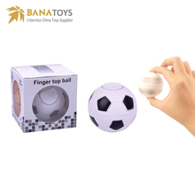 Promotional product Stress relief football soccer finger ball toy