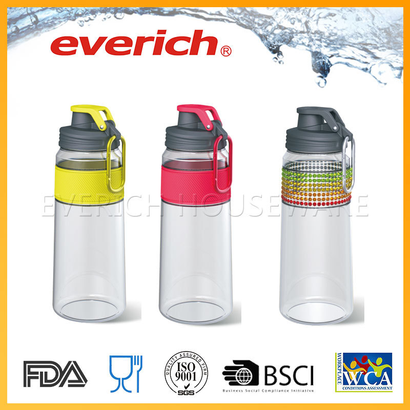 750ml Blin Easy Carry weight water plastic bottle