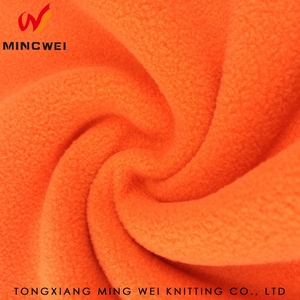 Chinese Manufacturer High Pile 100 Polyester Lining Fleece Fabric