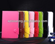 Wallet Colorful Leather Stand Case For Samsung Galaxy Tab 3 Lite 7.0 T110