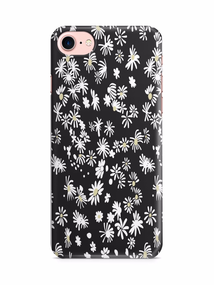 Customized flower female theme water transfer printing IMD mobile phone case for IPhone 6 7 Xiaomi red 3s huawei P9 Samsung S7