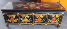 Antique furniture Chinese wood bench