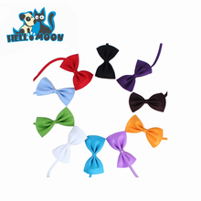 Wholesale Colofully Pet Accessories Dog Bow Tie