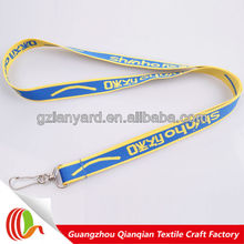 Design and sample free woven braided lanyard for sale