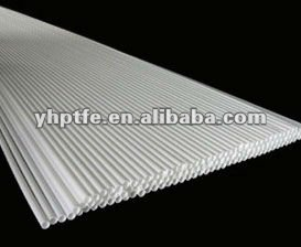 3mm thick virgin ptfe extruded tube