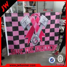 Good quality safety flags for bicycles