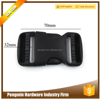 China OEM high quality top sale plastic snap buckle