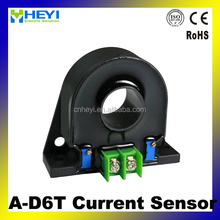A-D6T open loop current sensor Current transducer hall effect DC current sensor