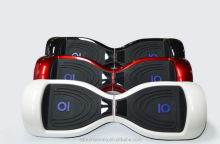 Factory Offer self balancing hoverboard with bluetooth 2 wheel electric standing scooter with led light