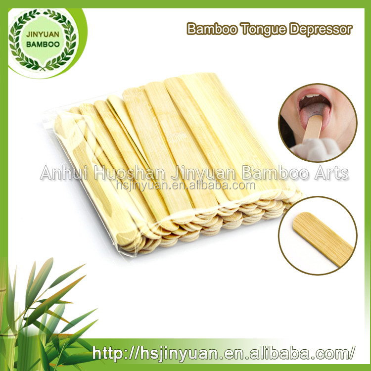 Environment friendly professional class b tongue depressor