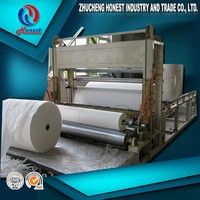Paper producing machine / bamboo paper making machine