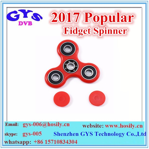Stainless steel Finger Toy Fidget Spinner Hand Spinner