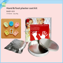 Lovely design art kit clay with Tin box keepsake gift