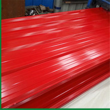 thickness 0.13--3.0mm galvalume roof sheet spanish style villa roofing tile
