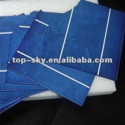 over 75% complete photovoltaic broken solar cells for sale for motech