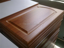 China Hot sale pvc mdf kitchen cabinet door