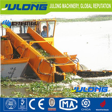 High Efficiency Weed Harvester & Water hyacinth Cutting Ship & Floating Garbage Collect Boat/Dredger For Sale