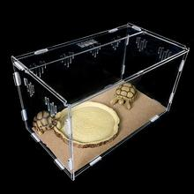 Hot selling reptile cases with great price