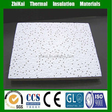 China Pop Design Ceiling Mineral Wool For Office