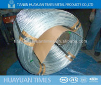 Big coil galvanized wire0.15-8.0mm