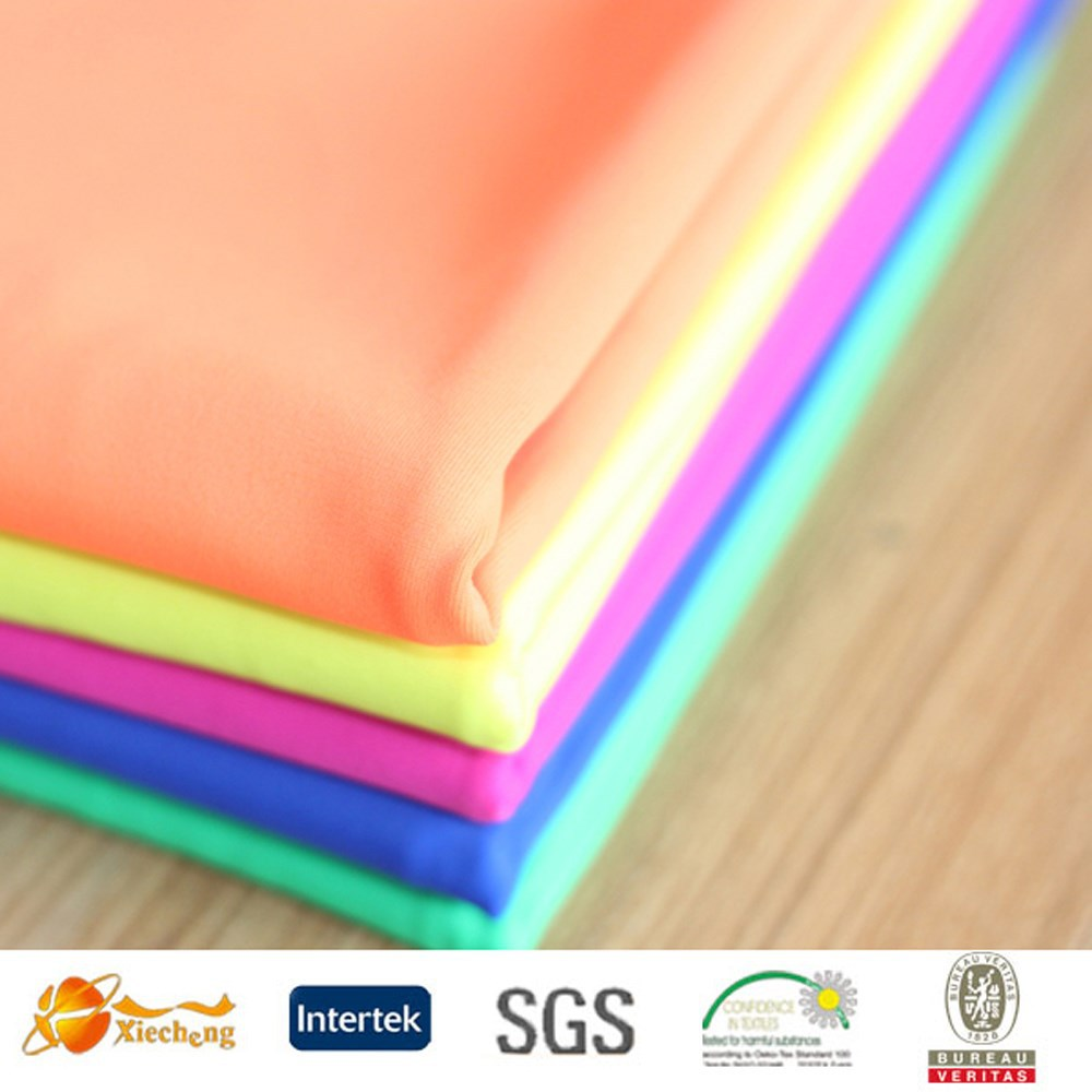 100% dri fit fabric cationic dyeable polyester sportswear fabric