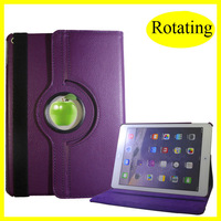 Swivel for iPad Air 2 Case 360 Case for iPad 2 Case Rotating Magnetic Leather Factory Wholesale Competitive Price & Quality