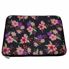 Girl's Fashion 12.5 inch Neoprene Laptop Sleeve.Neoprene Notebook Case