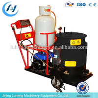 Road repair machine asphlt crack sealing machine,road crack filling machine for asphalt crack
