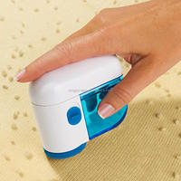 High Quality 2*AA Battery Operated Clothes Lint Remover Cloth Shaver