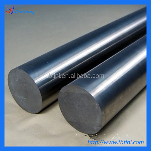 TC4 DIN3.7225 BT6 UNS# R56400 un-alloy titanium bar manufacturer