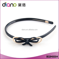 2016 Hot sale charm jewelry acetate products colorful hair band hair accessories for women and girls