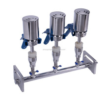 Manifolds Vacuum Filtration----Glass Funnel/ 3-branch manifolds vacuum filter