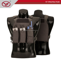 Self Defense Tactical Airsoft Vest With Bullet Clip