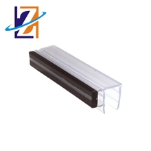 Wholesale High Quality Sliding Glass Door Bathroom Rubber Seal Strip Pvc Strip Profile
