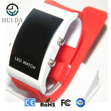 analog digital wrist usb led smart watch