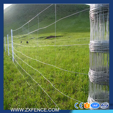 High Tensile Galvanized Cattle Horse Mesh Fence