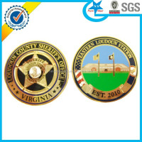 Commemorative challenge coins