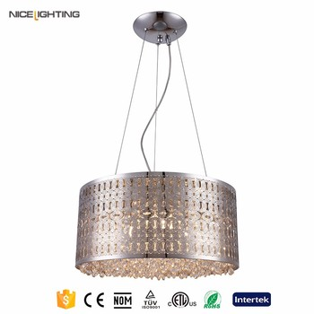 Metal steel pendant decorative chandelier import from china