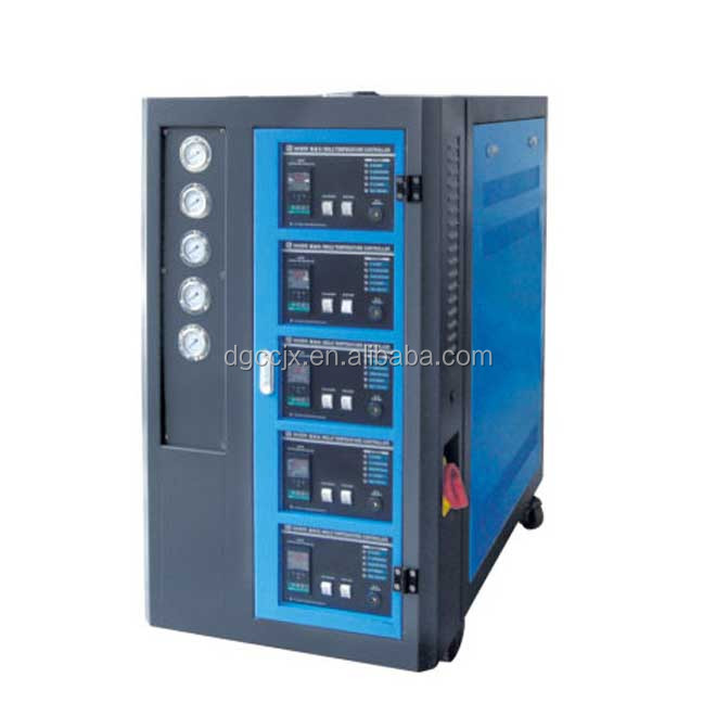 70 pump flow carrying water high temperature mould controller