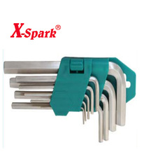 New product non-magnetic stainless steel hex key wrench 1.5 2 3 4- 41mm