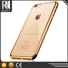 Latest New Arrival alibaba express china supplier electroplating mobile phone for iphone 7 case