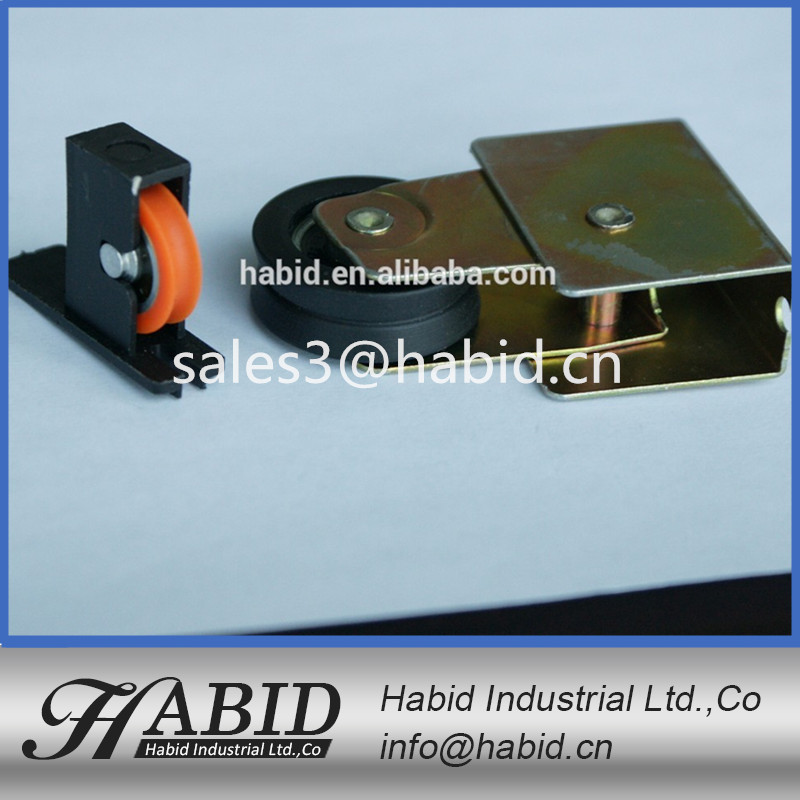 Top Aluminium/Plastic/Nylon/POM/PVC Sliding Door Window Roller/Bearing/Wheel Pulley