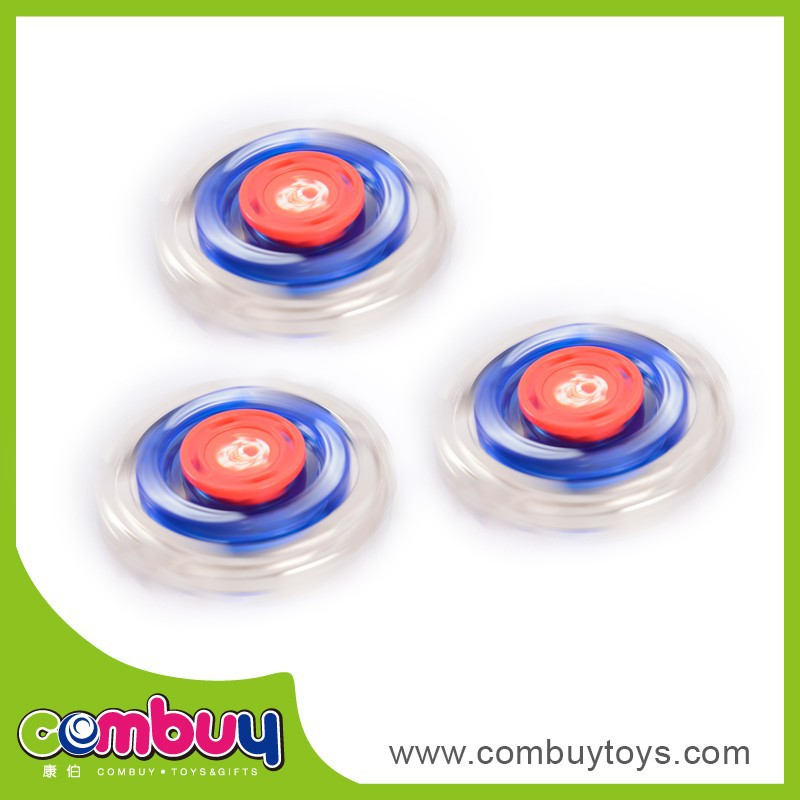 Hot Selling Kids Game Plastic Toy Spinning Top