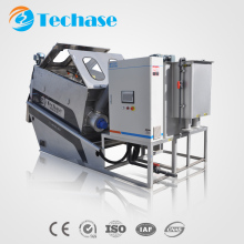 Techase Volute Slurry Dewatering Press