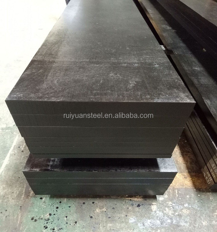Steel Factory High Quality Big Size P20+Ni 1.2738 Steel Round Bar
